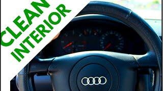 Audi a4 b5 interior