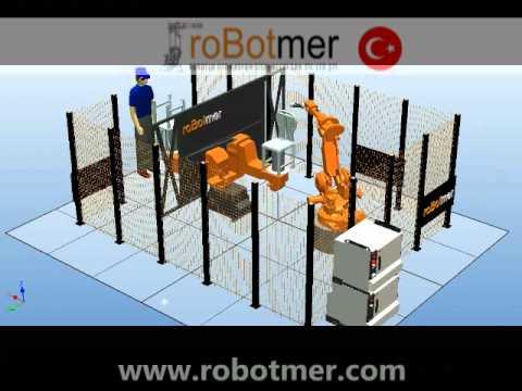 Boya Robot Simülasyonu 2