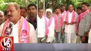 Face To Face With Nizamabad Rural TRS Candidate Baji Reddy Goverdhan Reddy | Election Campaign