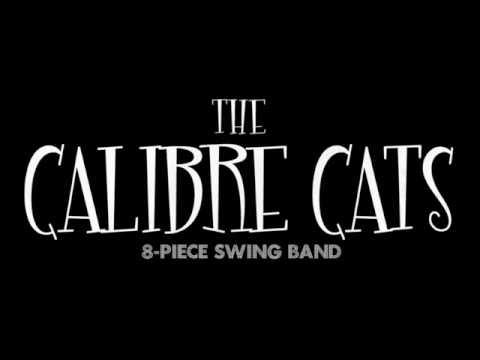 Calibre Cats : 8 piece Swing Band Guitar Solos Yamaha Pacifica digitech GSP1101