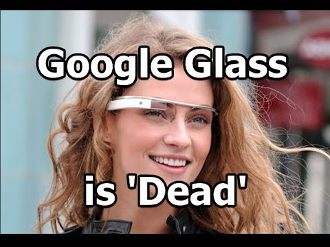 Google Glass is