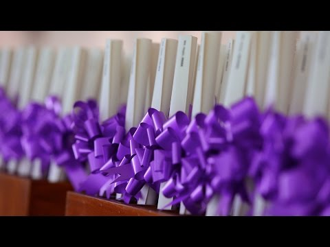 College of the Holy Cross - Commencement - Live Web Stream - May 22, 2015