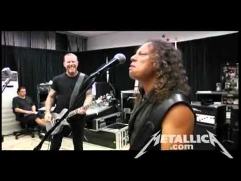 Funny Metallica Moments - Vol. 1 Music Videos
