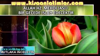 ALLAH, HZ  MEHDİ (AS)
