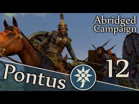 Divide Et Impera: Pontus #12 | Total War Rome 2 Abridged Campaign Commentary