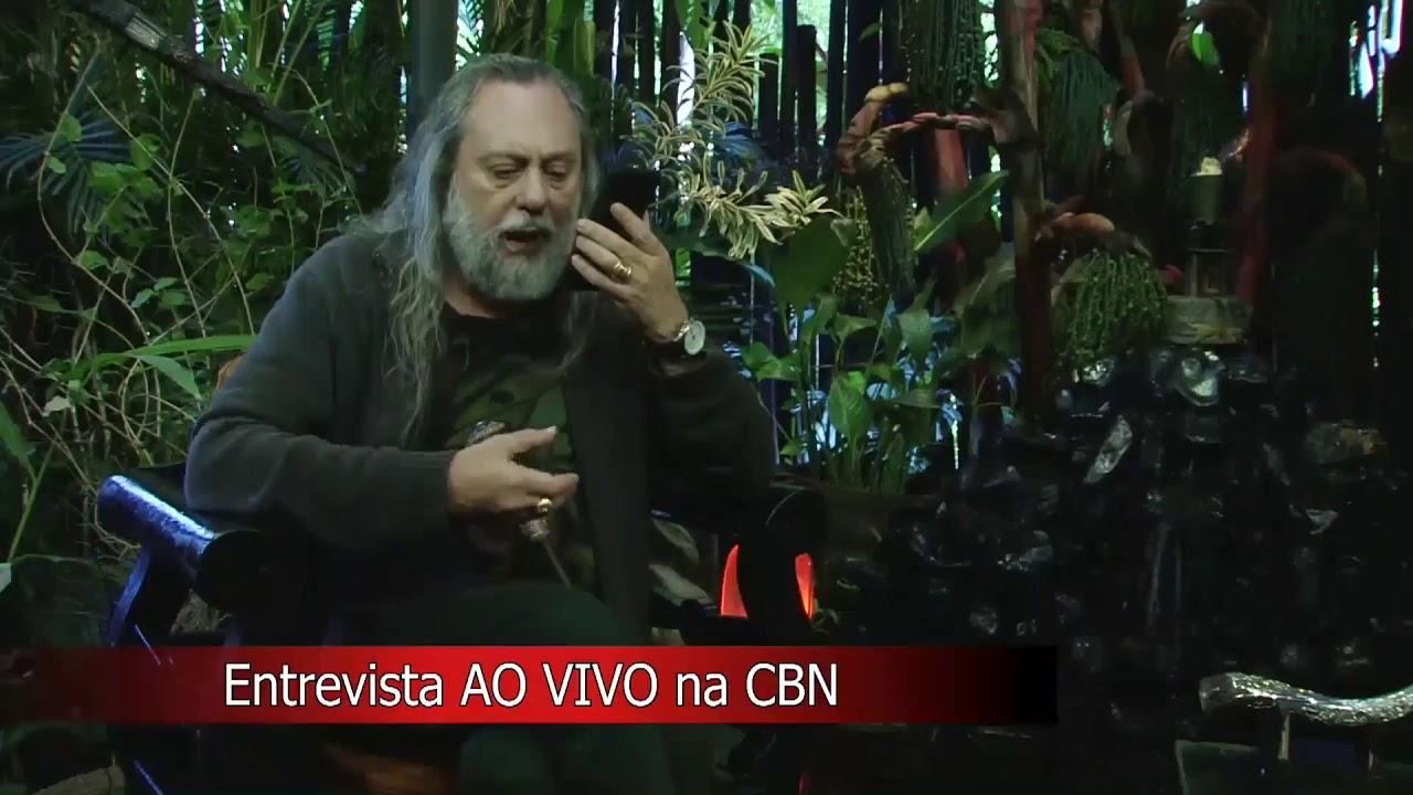 Entrevista de Caio Fábio ao Vivo para a Rádio CBN: O Ser Humano e a lida com a Dor.