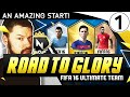 A BRAND NEW START! - FUT ROAD TO GLORY #01 - FIFA 16 Ultimate...