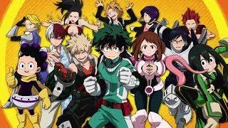 Boku No Hero Academia crack 1