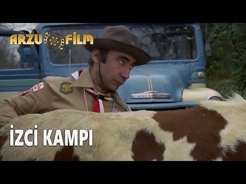 Eski Filmler - Hababam Sınıfı Tatilde - İzci Kampı