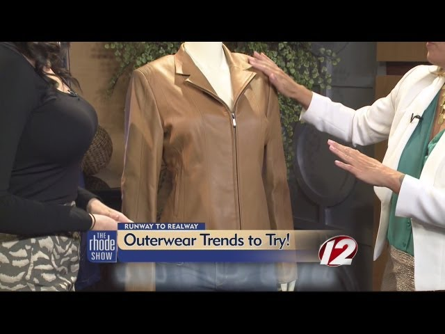Outerwear trends to try