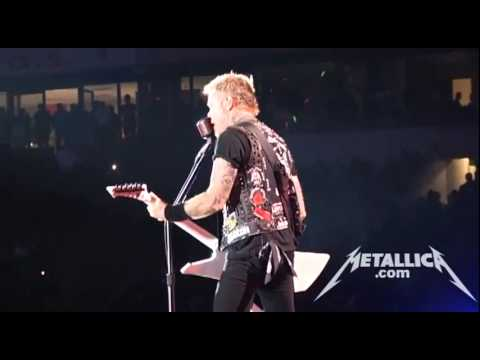 Metallica - Metallica - The Struggle Within (Prague, Czech Republic) [May 7, 2012] (Premiere) MetOnTour