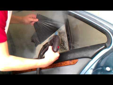 Как и чем самому затонировать стекла автомобиля