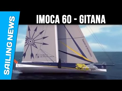 Présentation de l'IMOCA GITANA