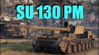 WOT - SU 130 PM Premium Review   World Of Tanks