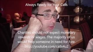 Charity scams - helping the elderly costs nothing - don't let them scam you! 01364206002