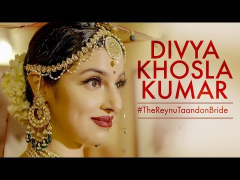 Bridal Photo-shoot : Divya Khosla Kumar  | Reynu Taandon - Part - 2