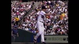 1998 MLB Opening Day: Royals at Orioles