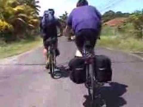 Caribbean Mountain Biking - Dominica, The Nature Island - Ride Through LaPlaine