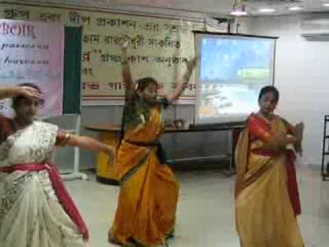 Dance Performance On song Jao Pakhi Bolo from ANTAHEEN