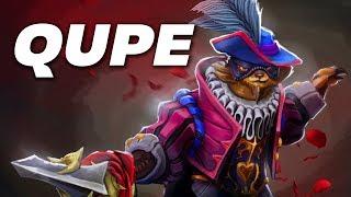Qupe Pangolier | Dota 2 Pro Gameplay