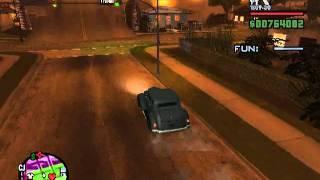 GTA: San Andreas - Hot Coffee Mod [Enabled via CrazyVirus' Trainer]