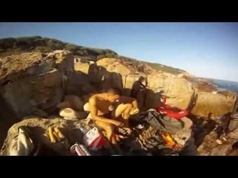 sortie chasse sous marine a tigzirt (algérie)