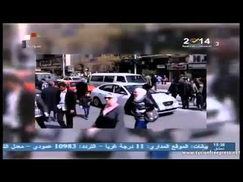 Syria News 31/5/2014, Moscow: US weapon supplies to armed groups in Syria escalate crisis