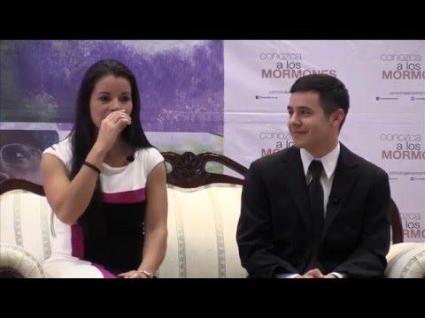 Entrevista con Carolina y David Archuleta