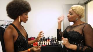 Nene Leakes & Naomi Campbell: How to Walk and Throw Shade