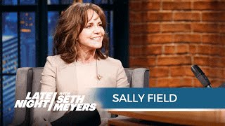 Sally Field: Daniel Day-Lewis Used to Text Me as Abraham Lincoln