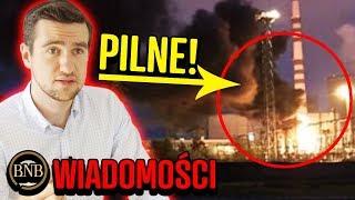 To ZNOWU Się dzieje! AWARIA elektrowni jądrowej w Rosji   WIADOMOŚCI