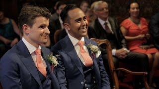Edgar & Thomas Trouwfilm | Película de la boda | Weddingfilm