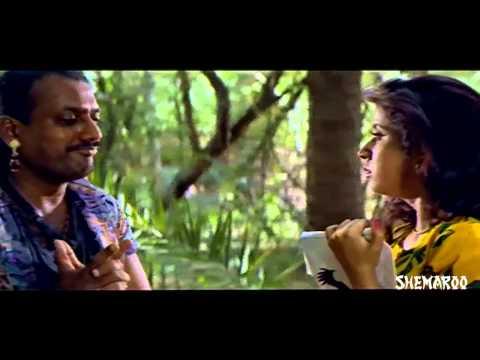 Manam Nagarjunas Antham Movie Scenes - Nagarjuna saves Urmila...