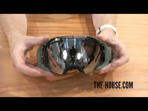 2015 Oakley Airbrake Goggles - Review - The-House.com