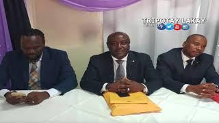 AUDIO: Haiti - Zin Pete nan Raport Petro Caribe a, Privert Fache, Tande sa...