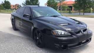 The GT is back!(2004 Pontiac Grand Am GT) HD