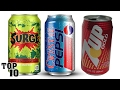 Top 10 Discontinued Sodas We All Miss