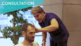 Hair Transplantation at Dr.Serkan Aygin Clinic #backtohair
