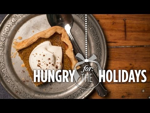 Pumpkin Pie Bars | Hungry for the Holidays
