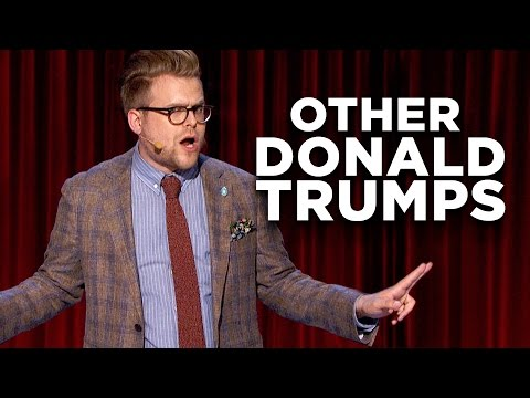 Other Donald Trumps Throughout History