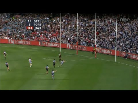 AFL 2007 Grand Final Geelong Vs Port Adelaide
