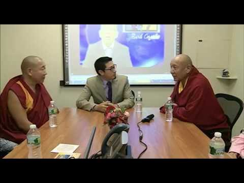 Tibetan Public Talk, Discussion November 2012 - part 1