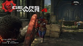 Gears of War 4 (GOW4) PC | Sin Piedad | online / Multiplayer  | 1080p 60fps