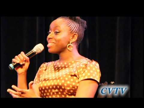 Chimamanda Ngozi Adichie in Interview during the introductions of Americanah book