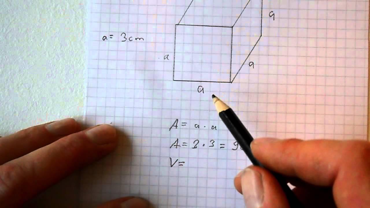 Rotationskörper Achtung Text Formel notwendig oder reicht Volumen klassisch