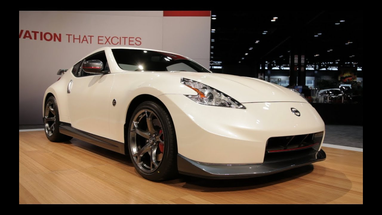 2014 Nissan 370z nismo youtube