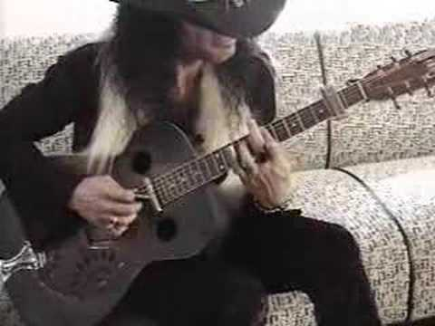 Eric Sardinas Slide Blues Force Music Videos