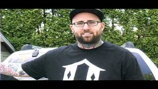 The Acacia Strain studio update #4 -- Vincent fights back!