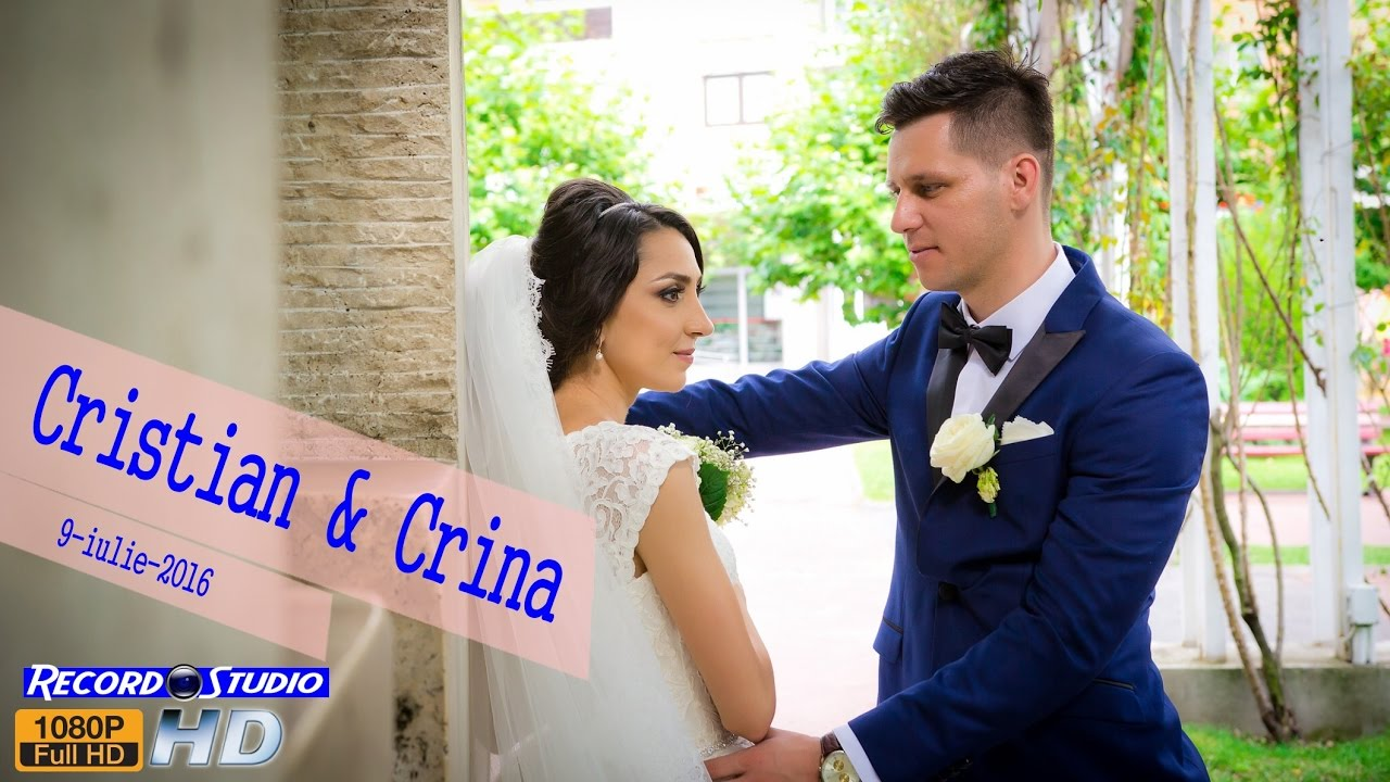 Clip Nunta Cristian & Crina | Rovinari / Tg. Jiu 11-07-2016 [ Record Studio ]