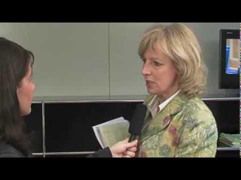 Motion Agglomeration - ein Thema für BDP Nationalrätin Ursula Haller.